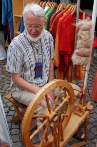 Der Webermarkt Haslach lädt wieder ein