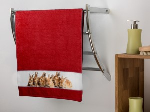 handtuch hase